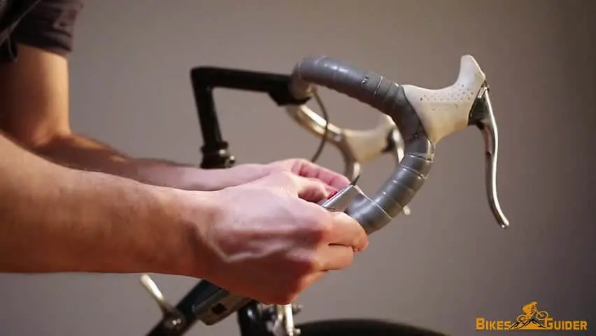 How to Wrap Handlebar Tape on a Road Bike