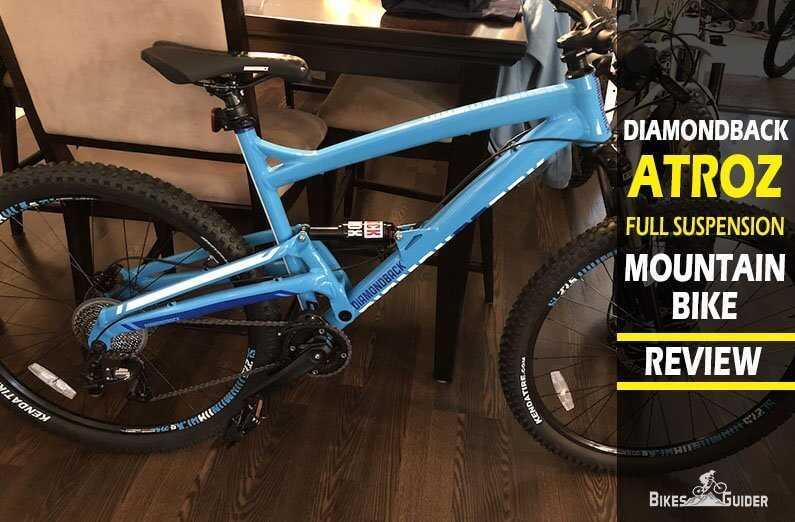 Diamondback Atroz Review | Great Full Suspension MTB