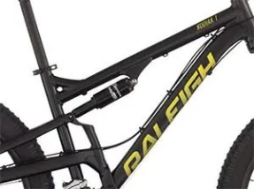 Raleigh Kodiak Bike Frame & Fork