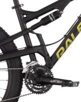Raleigh Kodiak Mountain Bike - Full Suspension Fork