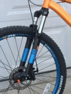 DB Hook Front Suspension Fork