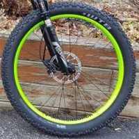DB Mason Hardtail Bike Tires