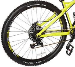 Sync'r Hardtail Bike Drivetrain
