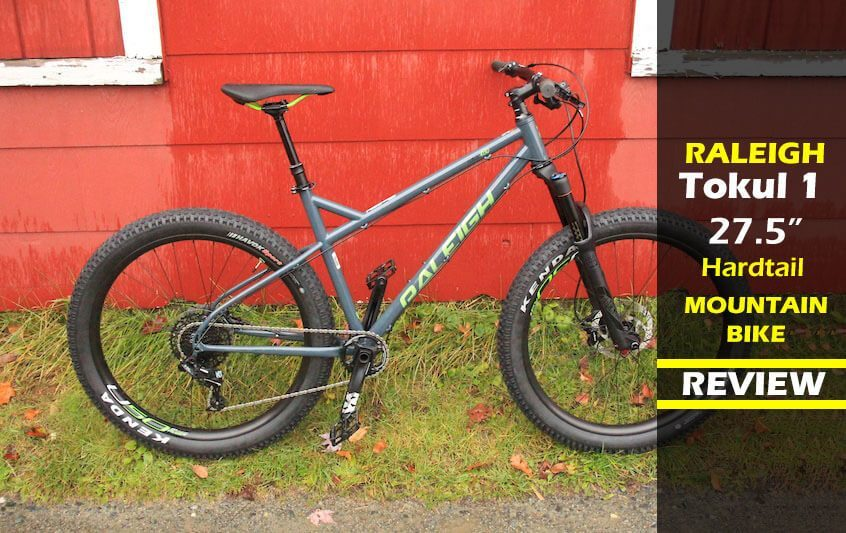 Raleigh Tokul 1 Review