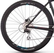 Raleigh Bikes Tekoa Rear Wheel set