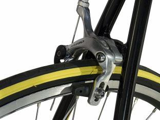 GMC Denali Pro Road Bike breaks