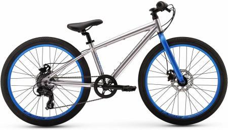 Raleigh Bikes Redux 24 Kid's Urban Assault Bike, 24 Wheels