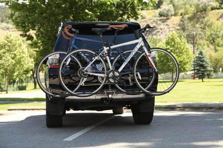 Swagman XC Cross 2-Bike Hitch Rack