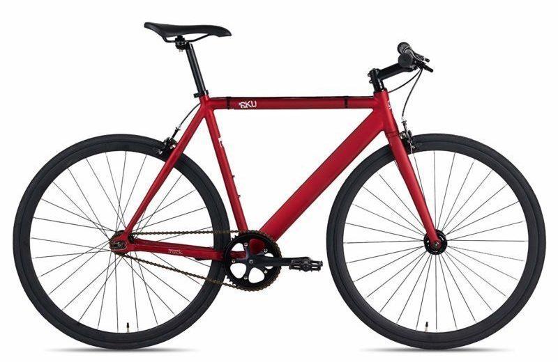 6KU Urban Track Fixie Bike