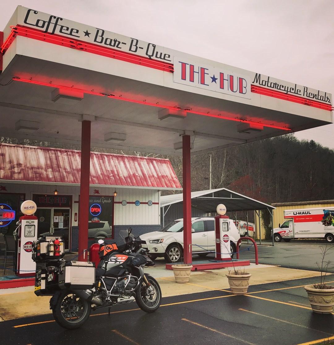 The Hub Cafe, WNC
