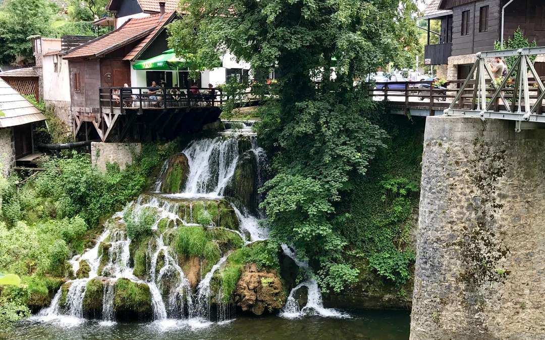 …a town full of waterfalls!