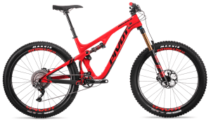 2017-Pivot Mach-55 Demo and Rental from BikeSmith Cyclery, Prescott, Arizona