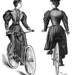 A Page out of the History Books: Benefits of Biking for Spinsters