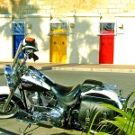 アメリカンバイクに似合うフルフェイスヘルメット