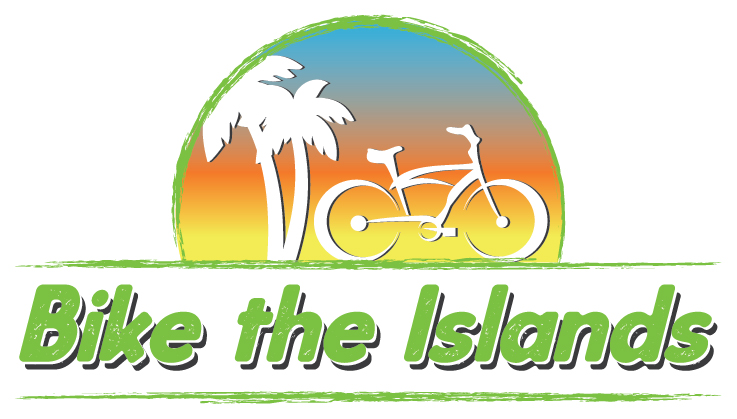 Bike the Islands Logo St. Simons Island