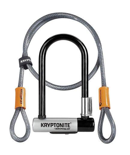 Kryptonite Kryptolok Mini-7 with Flex