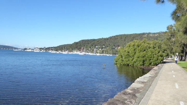 Gosford to Ettalong