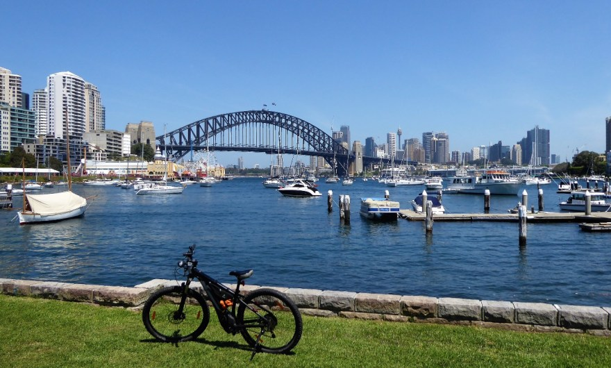 The Greater Sydney Bike Trail