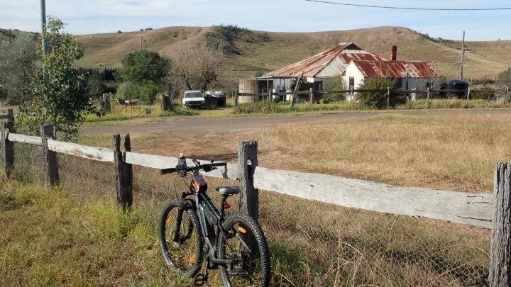 Gravity Ride – Tahmoor to Picton
