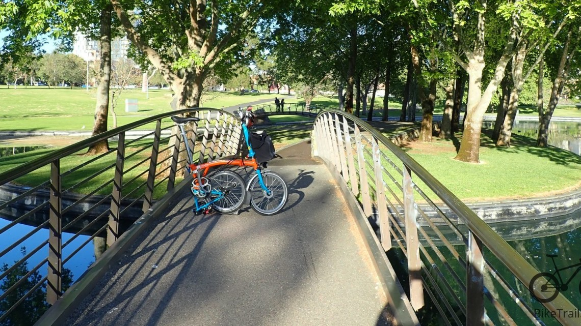 Adelaide Parklands Trail