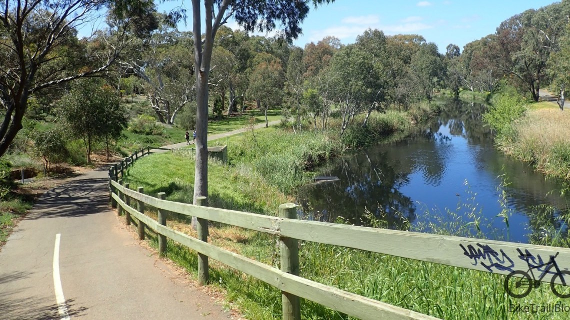 River Torrens Linear Park – North