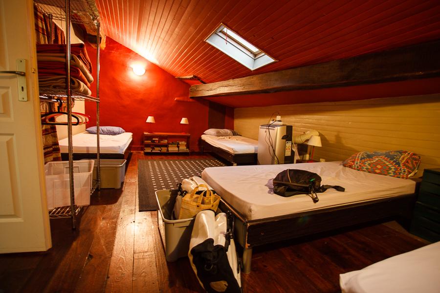 Accommodation in Saint-Jean-Pied-de-Port