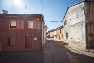 Quiet Streets of Sahagún