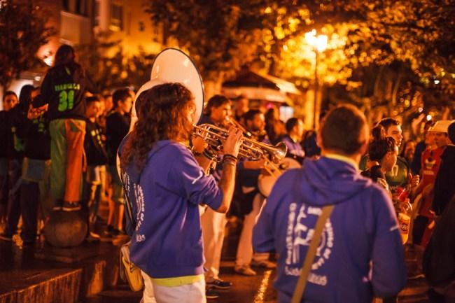 San Jeronimo Hermosilla Festivities in Santo Domingo de la Calzada