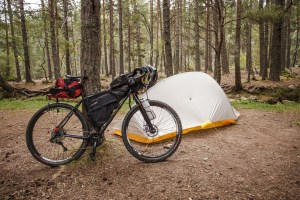 Bikepacking and Camping in Aviemore