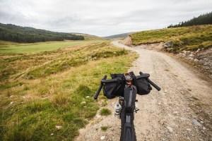Bikepacking in Scotland