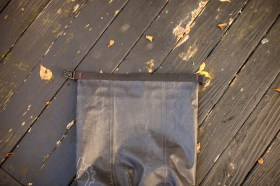 Terrapin Dry Bag Opening