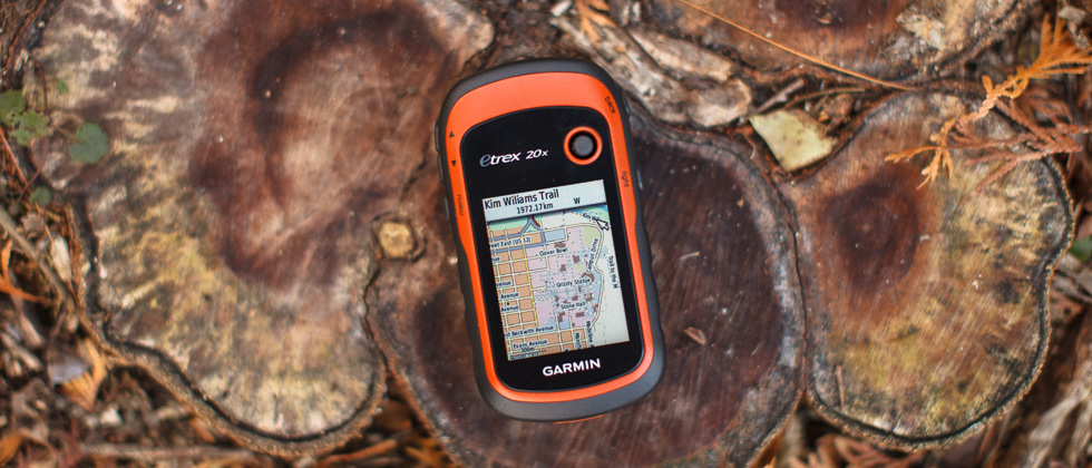 How to Use Your Garmin eTrex GPS for Bikepacking - Bike Und Bier