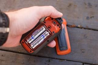 Garmin eTrex 20x GPS USB Port