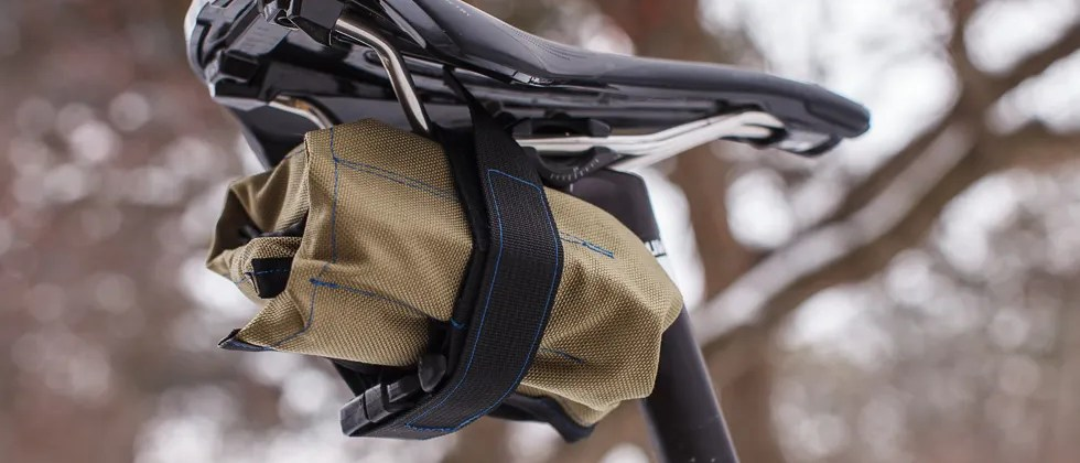 Tool Roll on Specialized Saddle