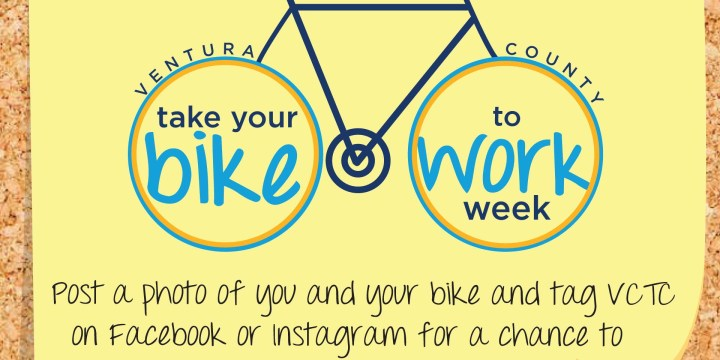 VCTC and Bike to Work Week