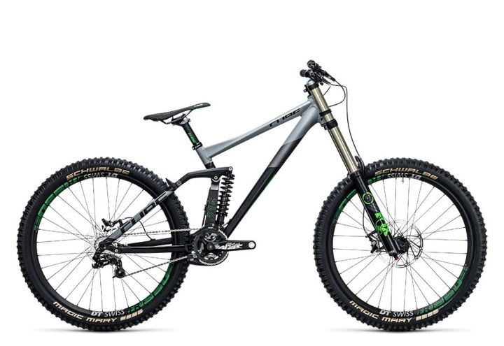Cube TWO15 HPA Race 27.5 Downhill - medium