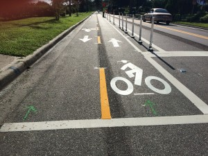 Cady Way Cycle Track