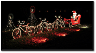 Hundreds Cycled for New Hope For Kids this Holiday