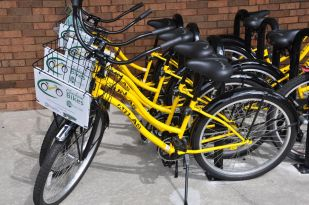 Winter Park Library now has Checkout Bikes Program