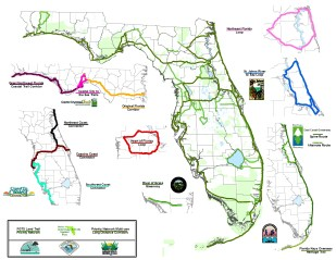 C2C: Only the Beginning of Florida Trails