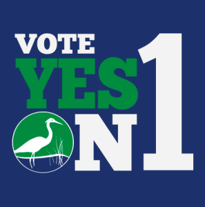 Yes on Amendment 1 = Protecting Florida's Water, Wildlife and Way of Life