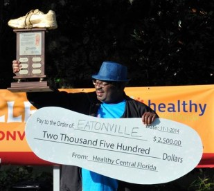 Town of Eatonville: Three Times the Sole