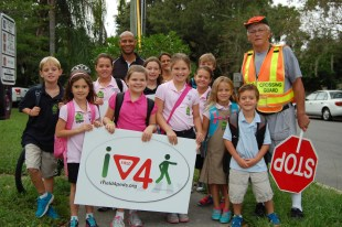 Media Alert: International Walk to School Day happening on safer streets this Wednesday, Oct. 7