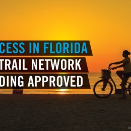 People for Bikes: Florida approves $25 million in annual funding for trails