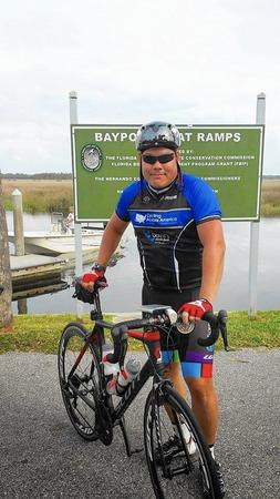 Join a bicycle ride Sunday to benefit a critically injured cyclist