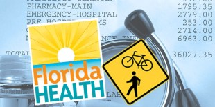 Health report examines economic impact of bike/ped injuries across Florida – median hospital stay cost $65-82K