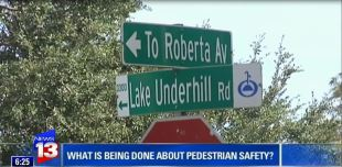News13's Ryan Harper and BFF Talk Safety at Underhill Road