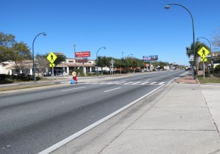 Orlando Sentinel: Pedestrian crossings an accident waiting to happen – Letter to the Editor