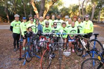 First-ever Bike 5 Cities ride is talk of the town