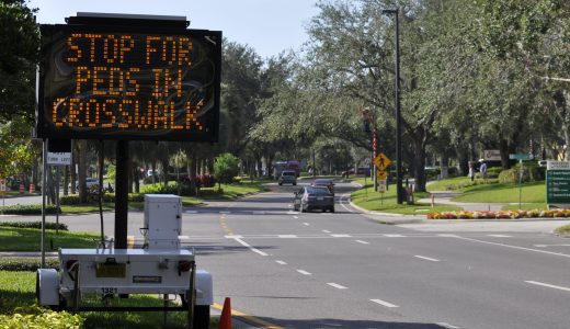 Operation BFF: Reminding drivers to watch for people as daylight hours shorten